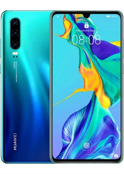 Смартфон Huawei P30 6/128 Aurora: флагман китайской техники