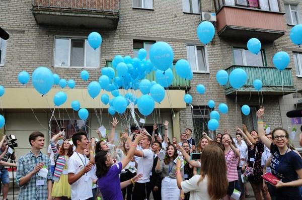 Городской голова Вадим Лях встретился с инициативной молодежью и представителями Unicef