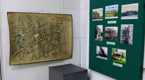 Музей Славянска посвятил выставку улице с 200-летней историей