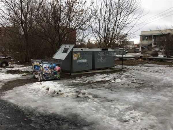 В Славянске не хватает контейнеров для мусора. Есть ли решение этой проблемы?