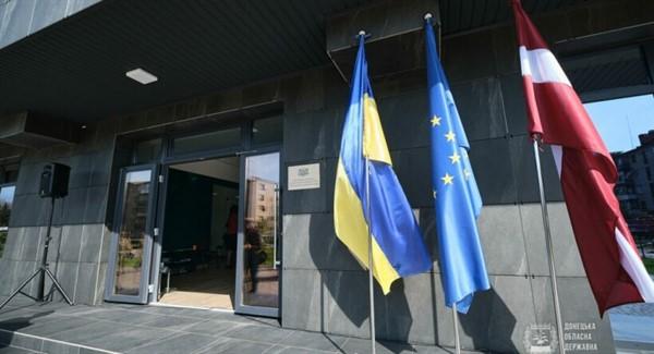 Павенко рассказал о задачах консульства Латвии в Славянске