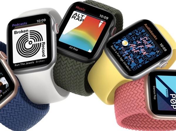 5 причин, почему стоит купить Apple Watch 6 серии