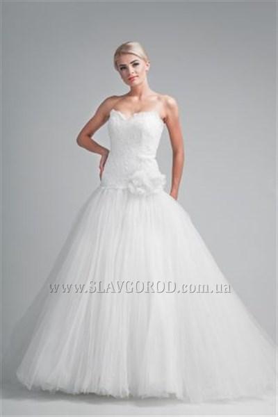 Роскошное платье для будущей шикарной невесты