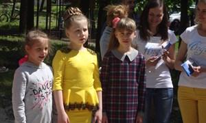 Открытие аллеи Семьи в парке «Мечта»