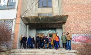 Экскурсия по институту высоких напряжений: фоторепортаж Сергея Ковалева