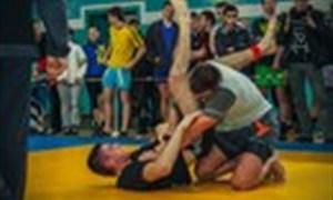 Впервые в Славянске всеукраинский открытый чемпионат по грепплингу!