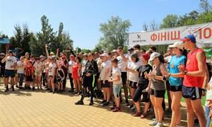 Марафон мира в Славянске: в лицах, эмоциях и наградах