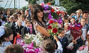 Первый звонок после войны: 1 сентября в освобожденном Славянске