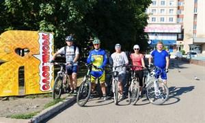 Фоторепортаж с велопрогулки по маршруту: Славянск - Райгородок - Брусино - Щурово - Славянск
