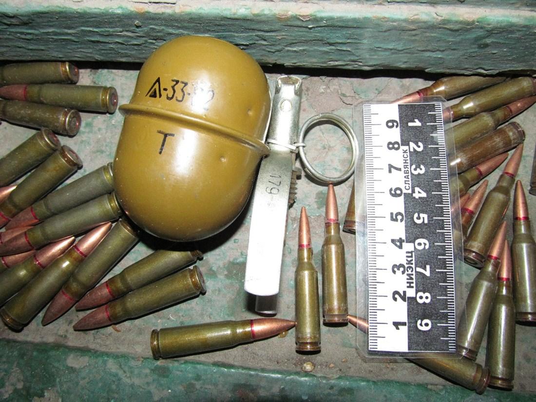 Под Львовом задержали сержанта ВСУ за торговлю гранатами и патронами